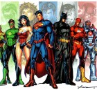 JUSTICE_LEAGUE__DC_NEW_52__ART_PRINT_BY_JIM_LEE__ALEX_SINCLAIR___SCOTT_WILLIAMS